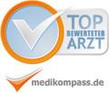 Medikompass, Top Bewerter, Arzt, Zahnarzt